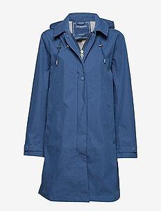 RAINCOAT - regenbekleidung - blue rock
