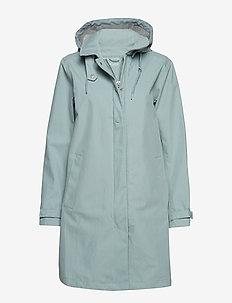 RAINCOAT - regenbekleidung - slate