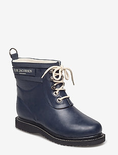 SHORT RUBBERBOOT - DARK INDIGO