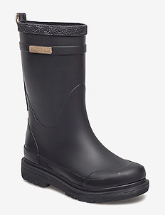 RUBBER BOOTS - 001 BLACK