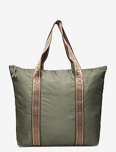 Bag - shoppere - army