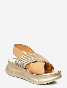 SANDALS - sandales - platin