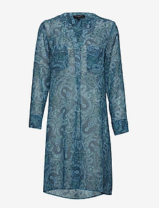 TUNIC - COUNTRY BLUE