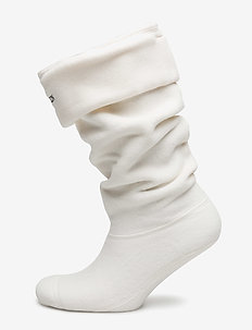 Fleece Sock - 120001 creme black