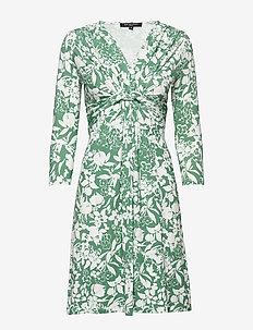DRESS - GRANITE GREEN