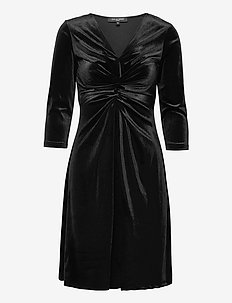 DRESS - alltagskleider - black