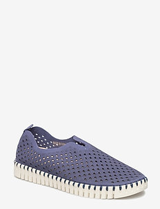 Flats - slip-on sneakers - 600 navy