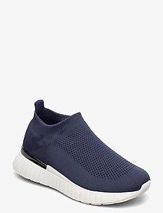 Sneakers - slip-on sneakers - orion blue