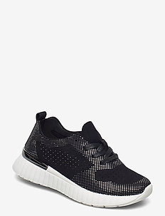 SNEAKERS - baskets basses - black