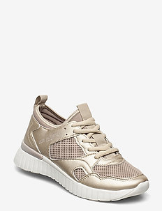 SNEAKERS - baskets basses - platin