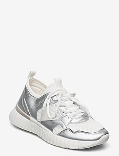 SNEAKERS - baskets basses - silver