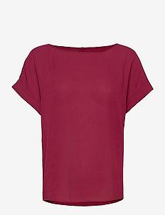 BLOUSE - blouses à manches courtes - currents
