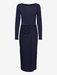DRESS - midi kjoler - indigo