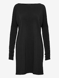 DRESS - midikleider - black