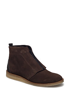 ANKLE BOOT - 200 BROWN