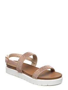 WOMENS SANDAL - 721 METALLIC ROSE