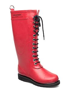 LONG RUBBERBOOT - bottes de pluie - deep red