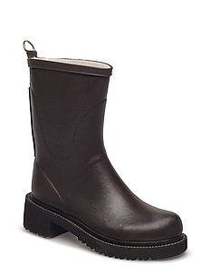3/4 RUBBER BOOT - 200 BROWN