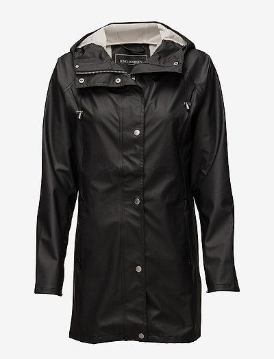 Raincoat - regnjakker - black