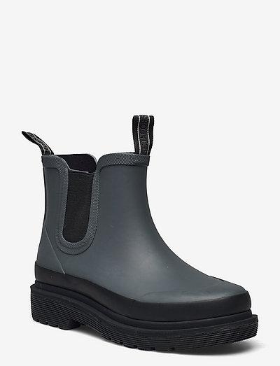 SHORT RUB - støvler - grey