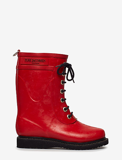 KID RUBBERBOOT - buty - red
