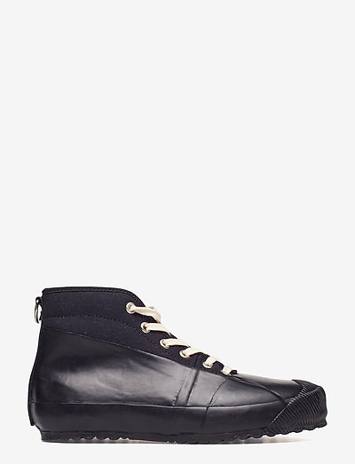 RUB SNEAKER - sneakersy wysokie - black