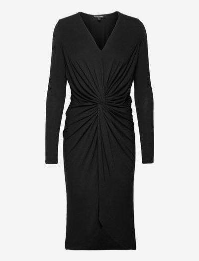DRESS - cocktail-kjoler - black
