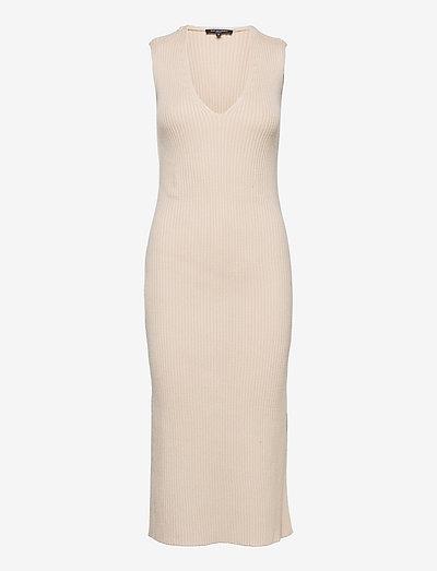 VEST - bodycon-kjoler - cream