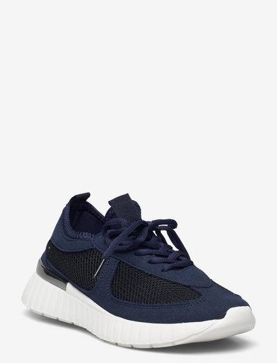 SNEAKERS - sneakers med lav ankel - blue