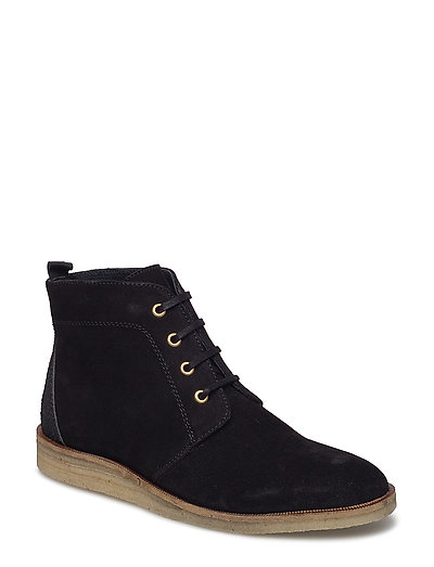 ANKLE BOOT - 01 BLACK