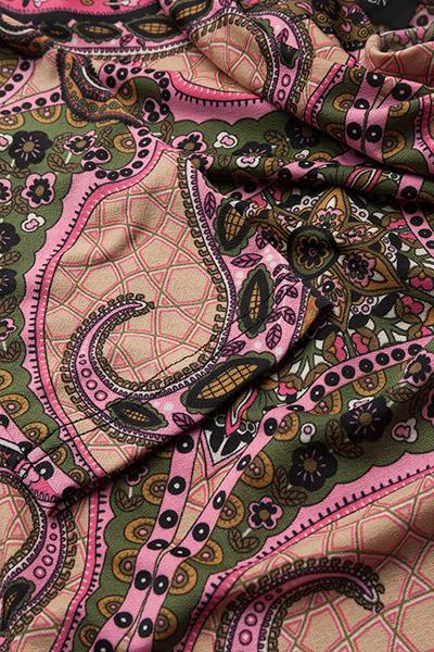 Ilse Jacobsen Blouse- T-shirty I Topy 399 Azalea Pink