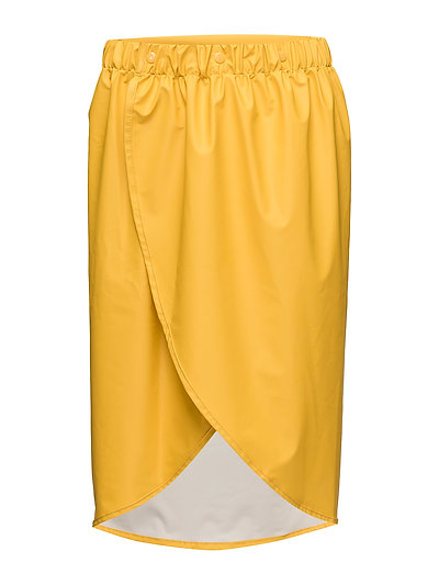 RAIN SKIRT - CYBER YELLOW