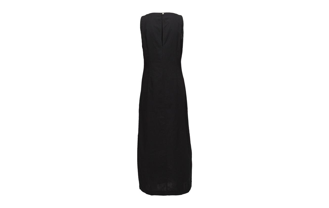 Casual Luna Dress Coton Mix Grey 50 Lin Imitz qCF5dq