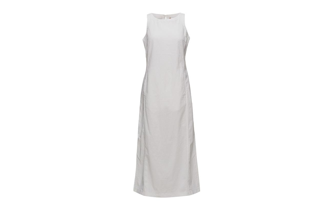 White Casual 50 Lin Coton Imitz Dress qEgxavCx