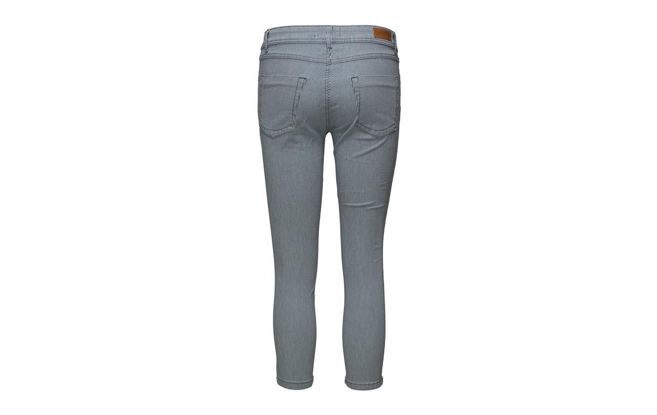 Coton Pants Capri Imitz 2 98 Équipement Blue Mix Twilight denim Elastane 18Ad5xAOn