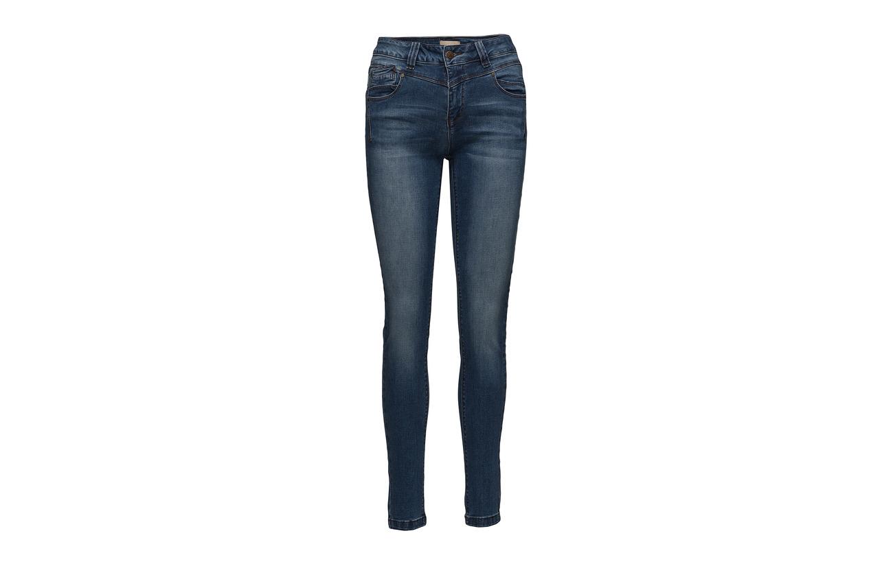 denim 2 98 Imitz Light Jeans Elastane Blue Denim Coton Zwnq4xf