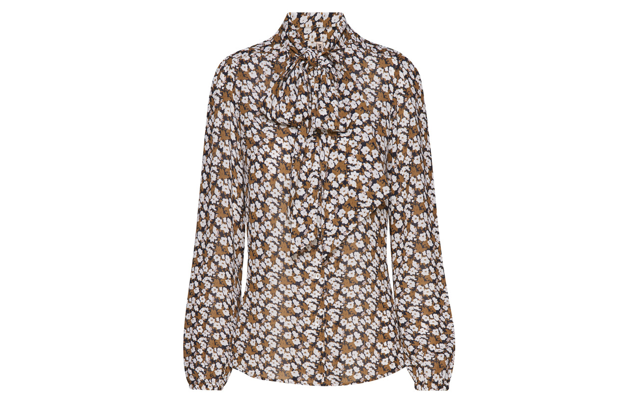 s Rich Shirt L Imitz Mix Woven 100 Polyester Khaki EIUfxRwq