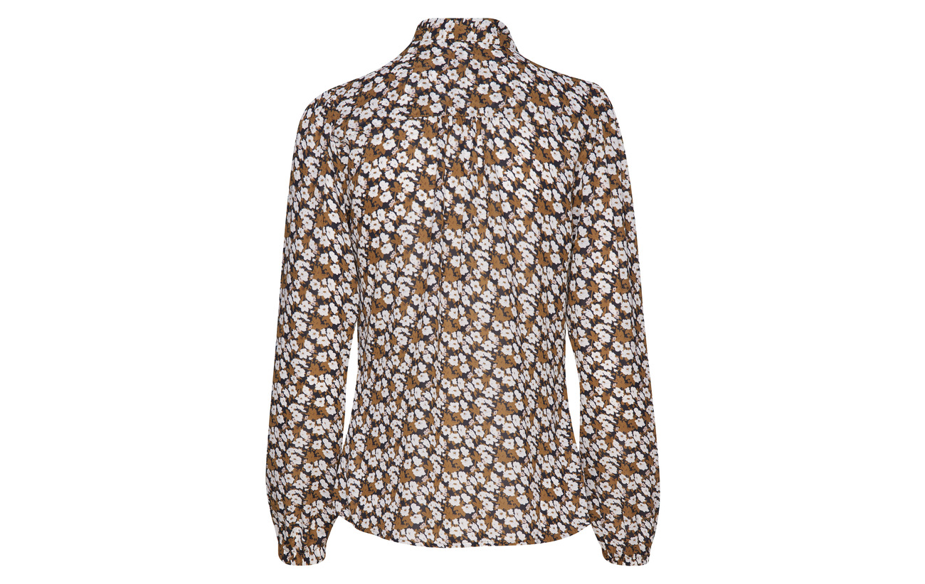 Shirt 100 Woven Mix Rich Polyester Imitz Khaki s L SdZqq0