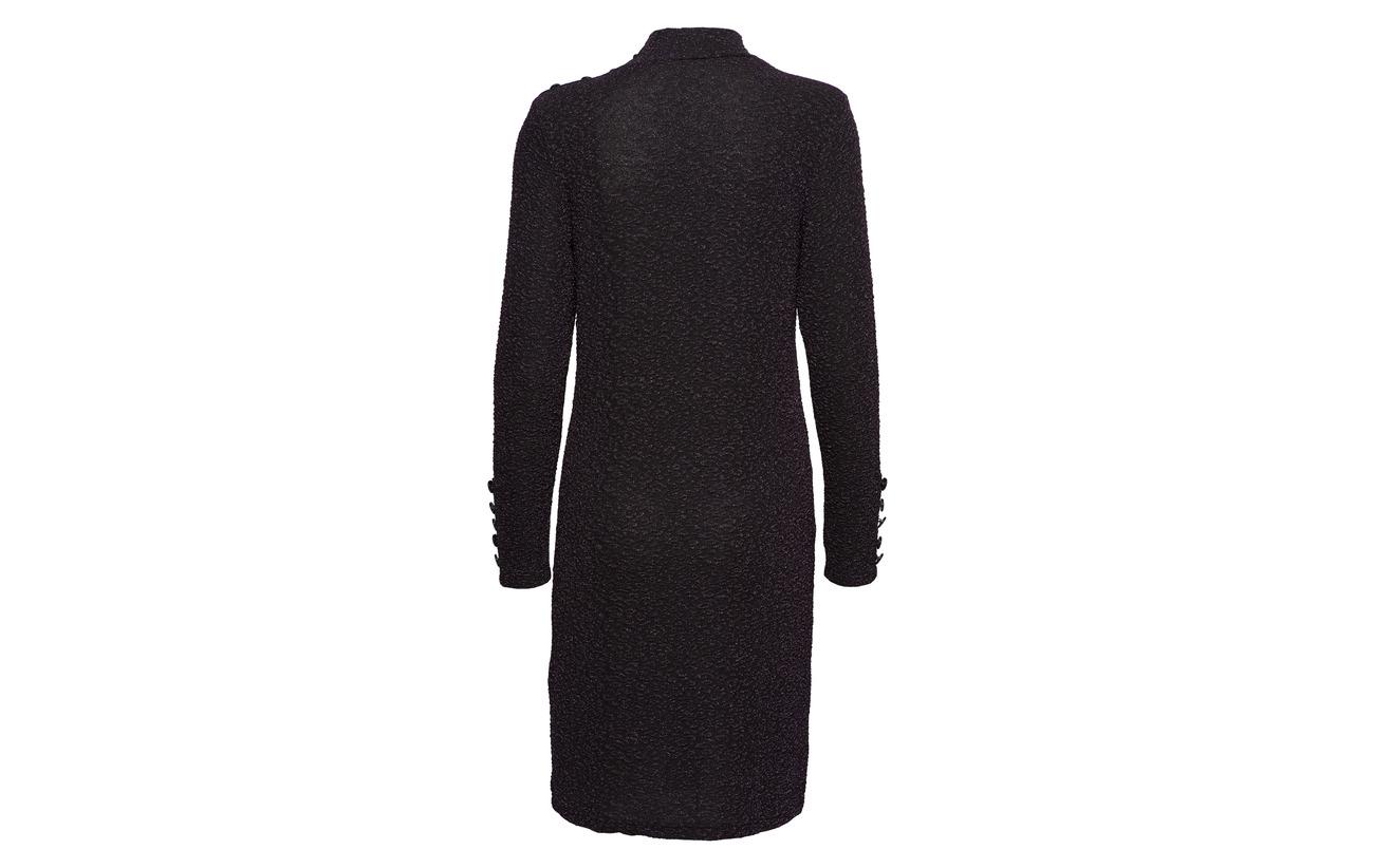 Black Imitz 5 95 Dress Mix Polyester Elastane jersey ZqIxErYq