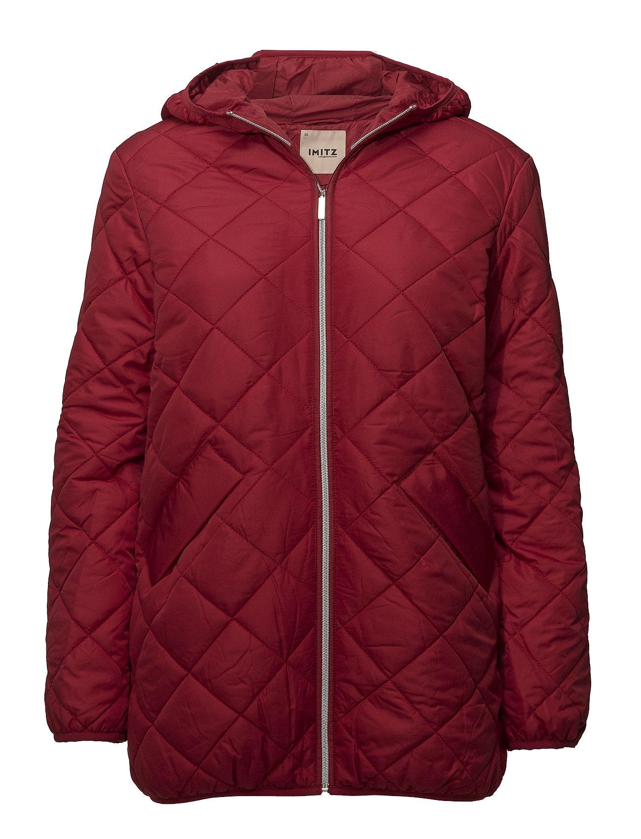 Imitz Jacket Outerwear Light - RED CHILI