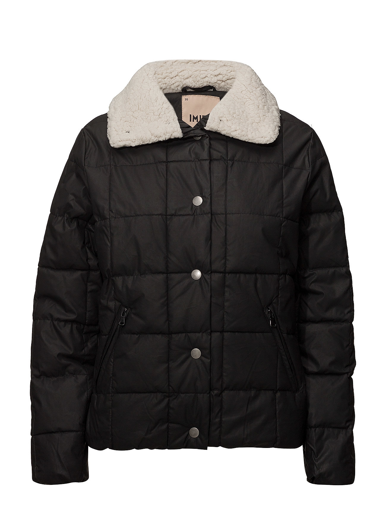 Imitz Jacket Outerwear Heavy - BLACK