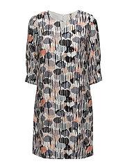 Dress-light woven - CEMENT