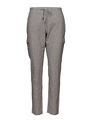 Casual pants - LUNA GREY MIX