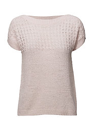 Pullover-knit Light - CHALK PINK
