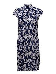Casual dress - TWILIGHT BLUE MIX