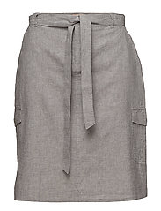 Casual skirt - LUNA GREY MIX