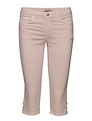 Capri pants - CHALK PINK