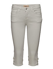 Capri pants - LUNA GREY