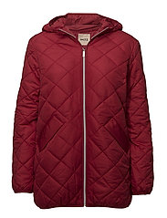Jacket Outerwear Light - RED CHILI