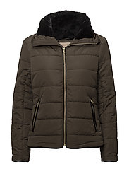 Jacket Outerwear Heavy - RICH KHAKI MIX